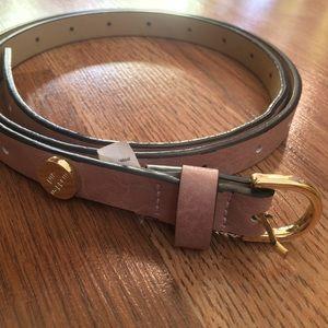 Madden Girl Skinny Belt